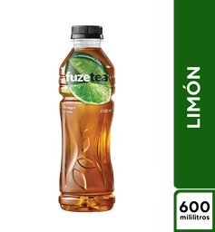 Fuze Tea Negro Limón 600 ml