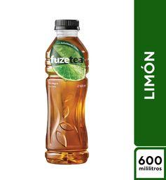 Fuze Tea Negro Limón 600 ml