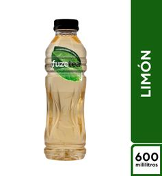 Fuze Tea Verde Limón 600 ml
