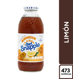 Diet Snapple Limón 473 ml