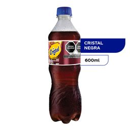 Cristal Negra 600 ml
