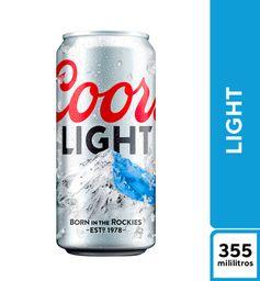 Coors Light 355 ml