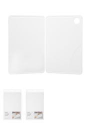 Tabla Para Cortar Plegable Blanca 1 U