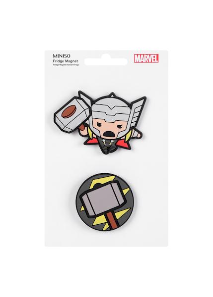Imán Para Nevera Thor Marvel 1 U