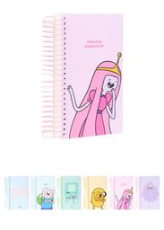 Libreta de Notas Adventure Time Con Espiral de 180 Hojas 1 U