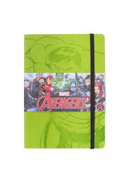 Libreta de Notas Hulk Marvel Mediana 1 U