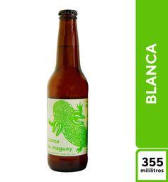 Monstruo de Agua Blanca de Maguey 355 ml