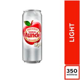 Sidral Mundet Light 350 ml