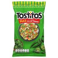 Totopos Tostitos Salsa Verde 240 g