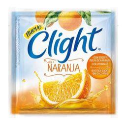Clight Polvo Souble Naranja