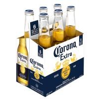 Cerveza Corona Extra Botella X 6