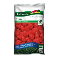 La Huerta Fresas Congeladas