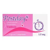 Postday 1 u (1.5 Mg)