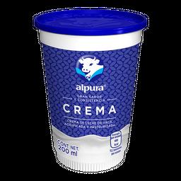 Crema Alpura Ácida Regular 200 mL
