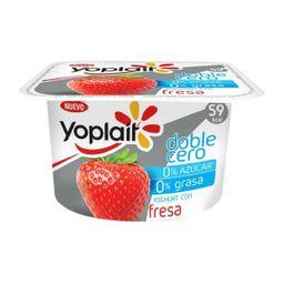 Yoplait Yoghurt Bebible Fresa Light