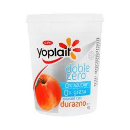 Yoplait Yoghurt Con Durazno Light