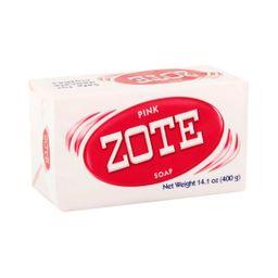 Zote Jabón de Lavandería Rosa 200 g