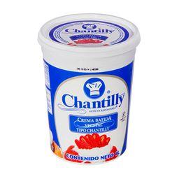 Crema Batida Chantilly 1 L