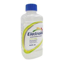 Suero Rehidratante Electrolit Lima-Limón Botella 625 mL