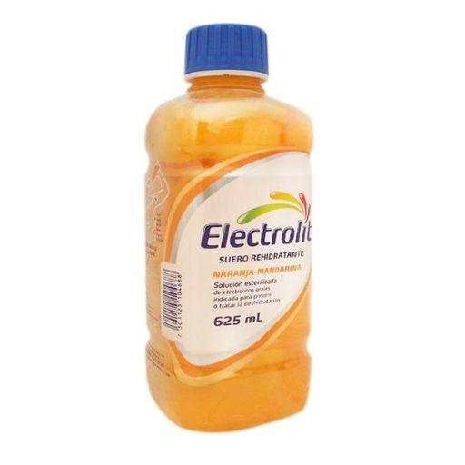 Suero Rehidratante Electrolit Naranja-mandarina Botella