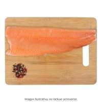 Filete de salmón chileno congelado