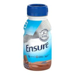 Suplemento Alimenticio Ensure Bebible Sabor Chocolate 237 mL