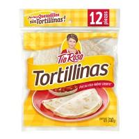 Tortillinas Tía Rosa de harina 12 U
