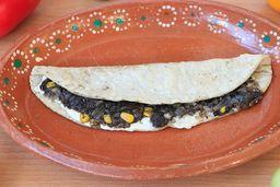 Quesadilla con Huitlacoche