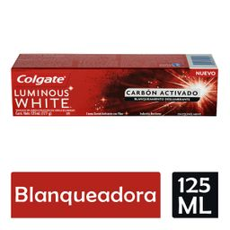 Colgate Pasta Luminous Carbon