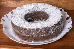 Rosca de Chocolate con Nuez