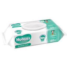Huggies Toalla Húmeda Cuidado Puro