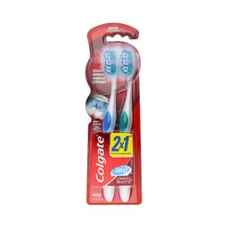 Cepillo Colgate Dental 360 Interdental Luminous White