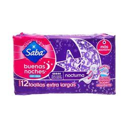 Saba Toallas  Femeninas Buenas Noches Nocturnas Con Alas