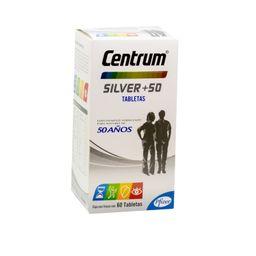 Centrum Silver C/60 Tabletas