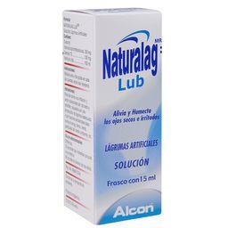 Naturalag Lub Solución Oftálmica
