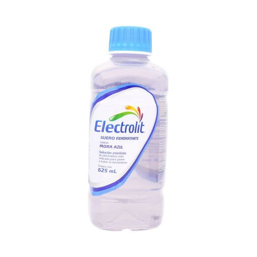 Bebida Energetica Electrolit Mora Azul