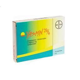 Yasmin (3 Mg/ 0.02 Mg)