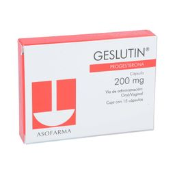 Geslutin (200 mg)