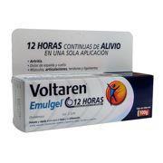 Gel Voltaren Emulgel 12 Horas Diclofenaco 2.32%
