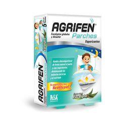Agrifen Infantil Parches