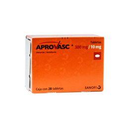Aprovasc 300/10 Mg Tabs U/28