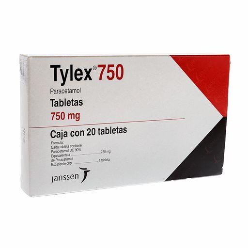 Tylex (750 Mg)