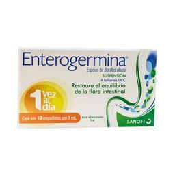 Enterogermina 4 Billones 10 Ampolletas Probioticos