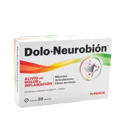 Dolo Neurobion Tab C20