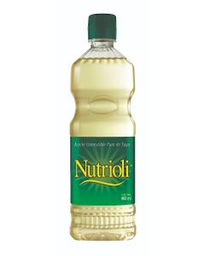 Aceite Vegetal Nutrioli 400 mL