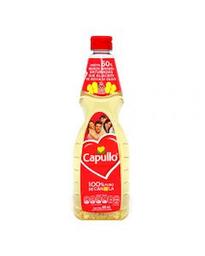 Aceite Vegetal Capullo 840 mL