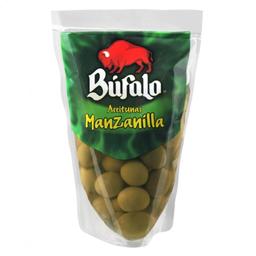 Aceituna Búfalo Manzana Doy Pack 190 g