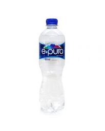 Agua Natural Epura 600 mL