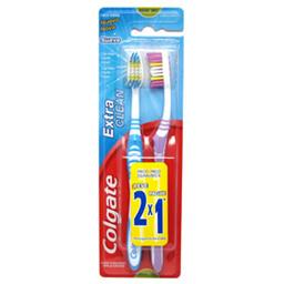 Cepillo Dental Colgate Extra Clean 2 U