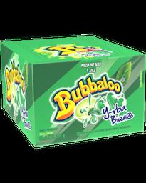 Chicle Bubbaloo Rell Yerbabuena 50 U
